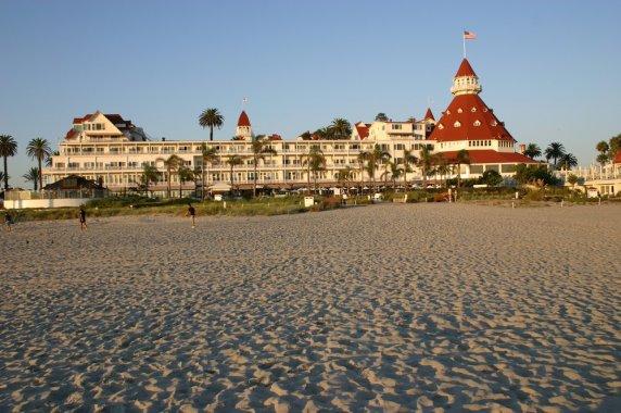 beach hotel del view