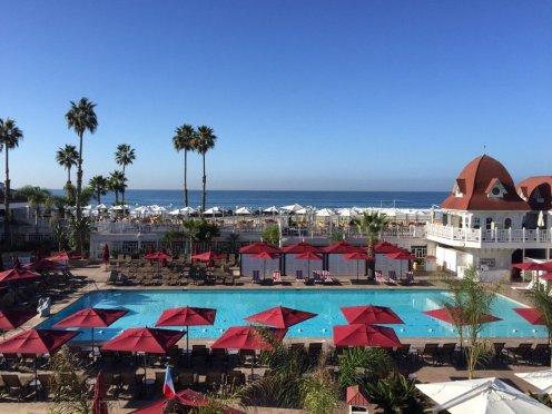 hotel del pool